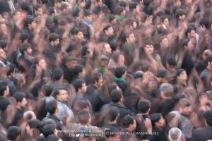 عاشورای حسینی و نخل گردانی در تفت یزد