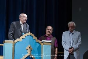 بزرگداشت مرتضی احمدی