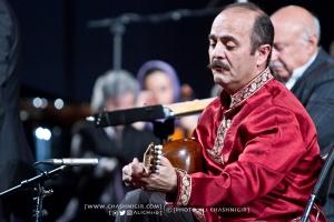 کیوان ساکت نوازنده تار و آهنگساز