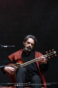 حسین علیزاده نوازنده تار و آهنگساز