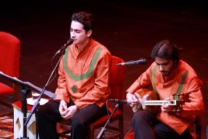 همایون شجریان خواننده موسیقی ایرانی