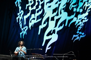 کنسرت گروه شمس